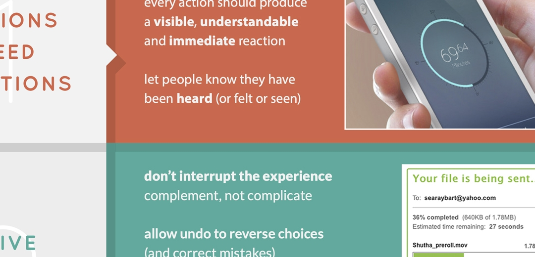 5 Principles of Interaction Design To Supercharge Your UI (5 of 5)