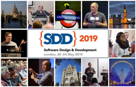Joe Natoli is speaking at 2019 Software Design & Developer Conference in London, England