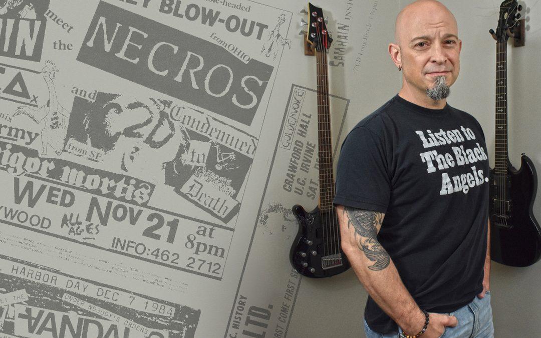 Innovation, entrepreneurship, punk rock and why I do what I do.