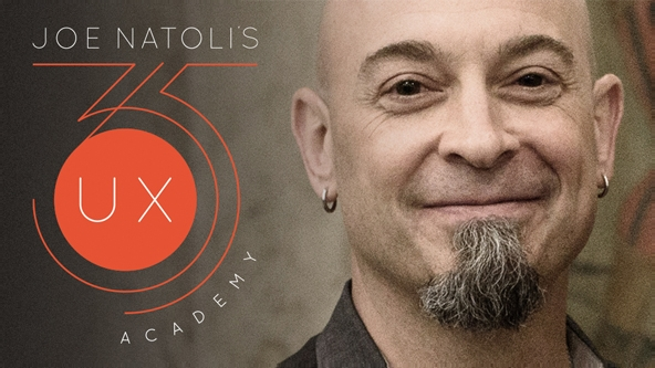 Joe Natoli's UX 365 Academy